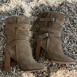 COACH Alexandra Suede shoes size 6.5